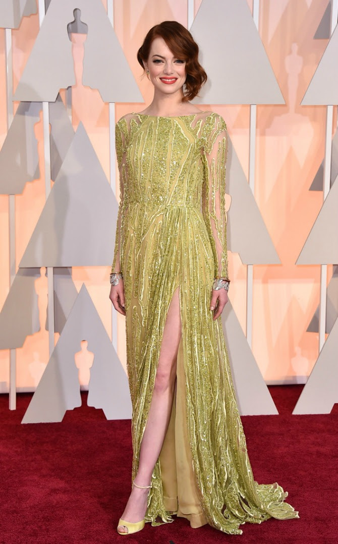 34 Red Carpet: Oscars 2015 Best Dressed   You Vote!