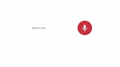Hands-free help: Google Chrome extension enables search by voice