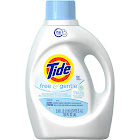 Tide Free & Gentle Laundry Detergent - 100 fl oz jug