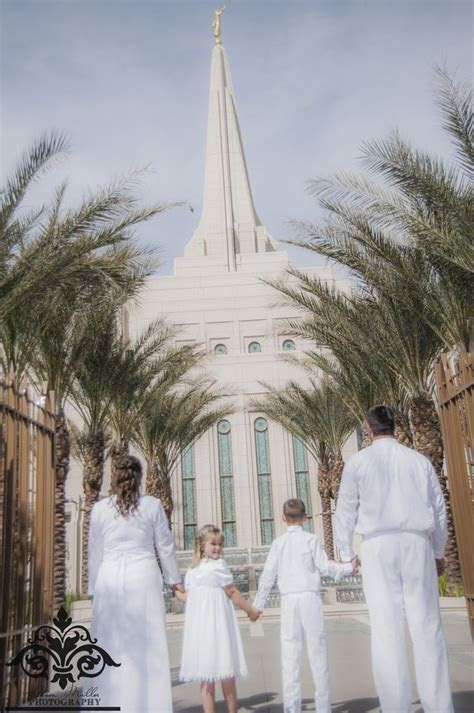 First family sealed in the New Gilbert Temple. 3/4/2014