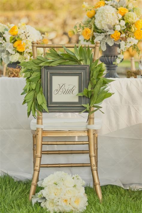 124 best images about Bride/Groom Chair Signs on Pinterest