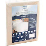 Bargoose 6 Gauge Fitted Vinyl Mattress Covers | Allergy-Reducing Relief