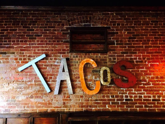 Tacos and Tequila: Zandra's Taqueria Now Open in Old Town Manassas