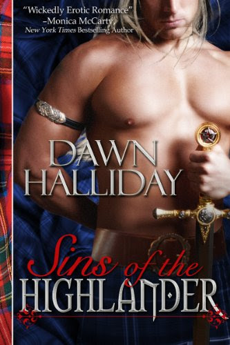 Sins of the Highlander (A Highland Erotic Romance) by Dawn Halliday