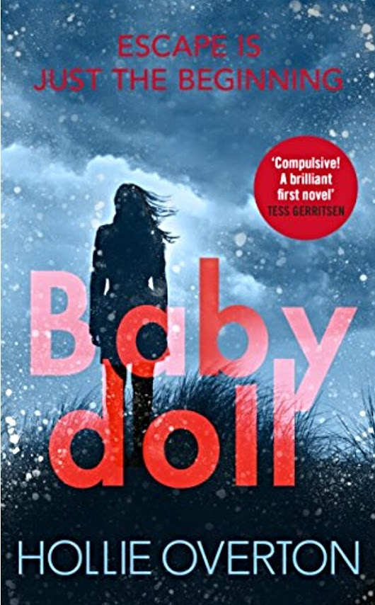 #BookReview Baby Doll by Hollie Overton #Thriller