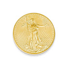 Solid 22k 1/4 oz American Eagle Coin