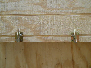 Attic Access Door Bolt Latches