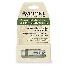 Aveeno Essential Moisture Lip Conditioner SPF 15