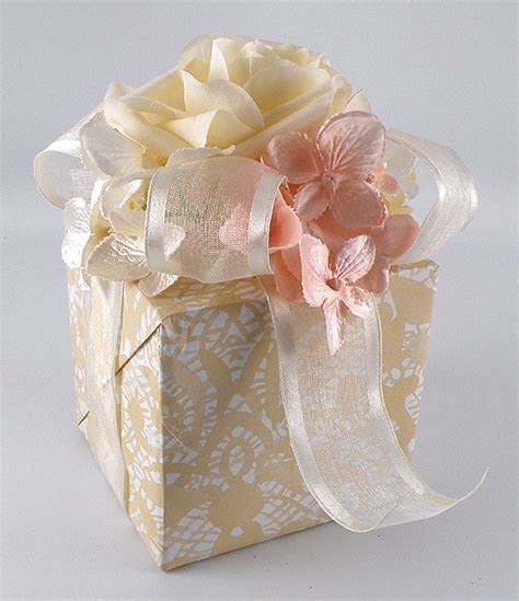Vintage Wedding Gift Wrap ? Gina Tepper