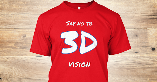 3D Vision (Limited Time Only)