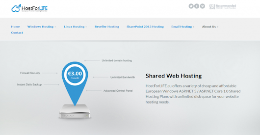 Best and Cheap Umbraco 7.4.3 Hosting in UK |  Hosting Easy | Review & Comparison