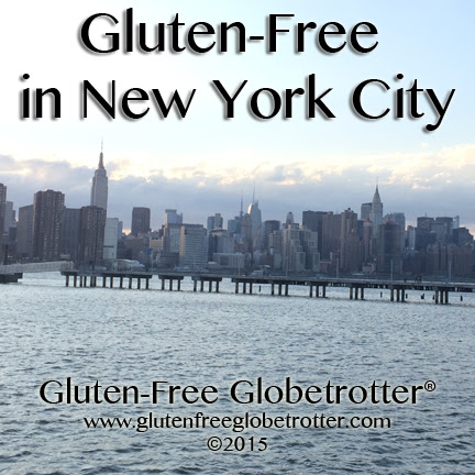 Updated: Gluten-Free (Friendly) Map of New York City
