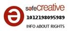 Safe Creative #1012198095989
