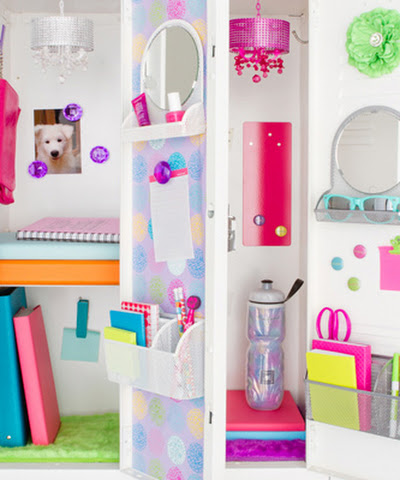 Image: Tip | Locker Organization | The Container Store