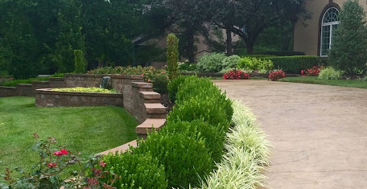 High Prairie Landscape Group Kansas City Design-Build Landscapers