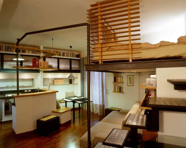 28 Metri Quadrati Ben Vissuti Casa Design