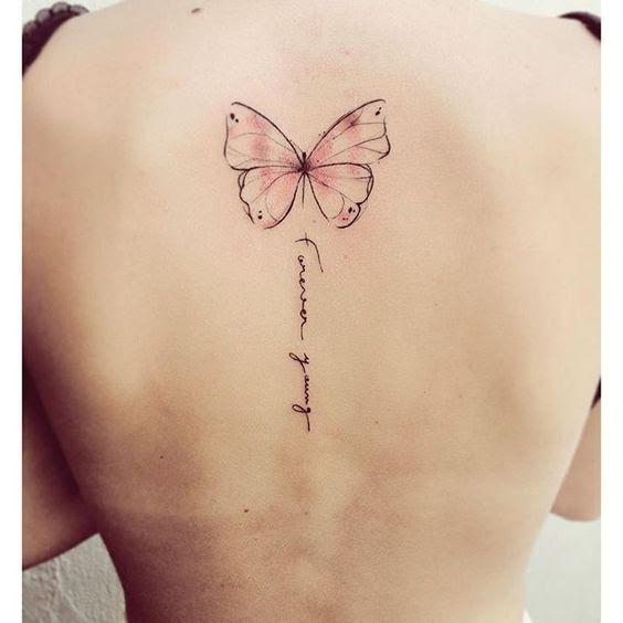 33 Mejores Tatuajes Finos Para Mujeres Y Su Significadotop 2018