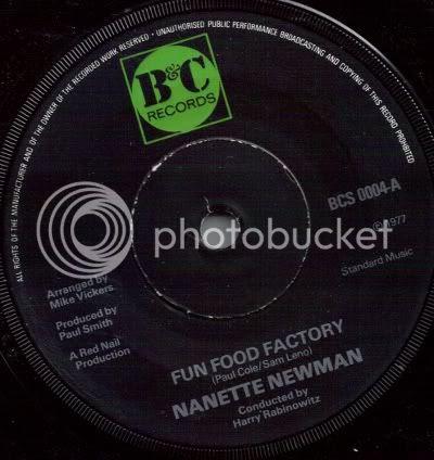 Nanette Newman - Fun Food Factory