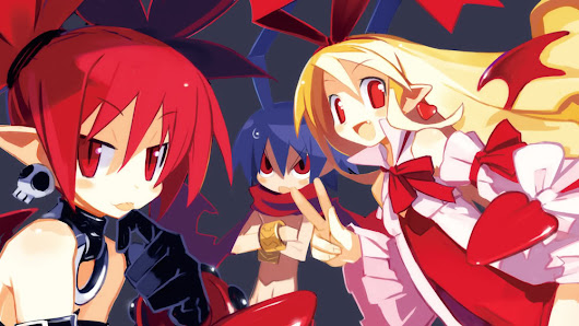 Get 50% Off on Disgaea Titles on the PlayStation Store - Anime Power LevelAnime Power Level