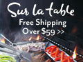 Sur La Table Summer Clearance Event