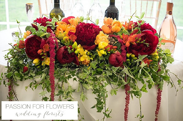 Indian Wedding Flowers Passion For Flowers