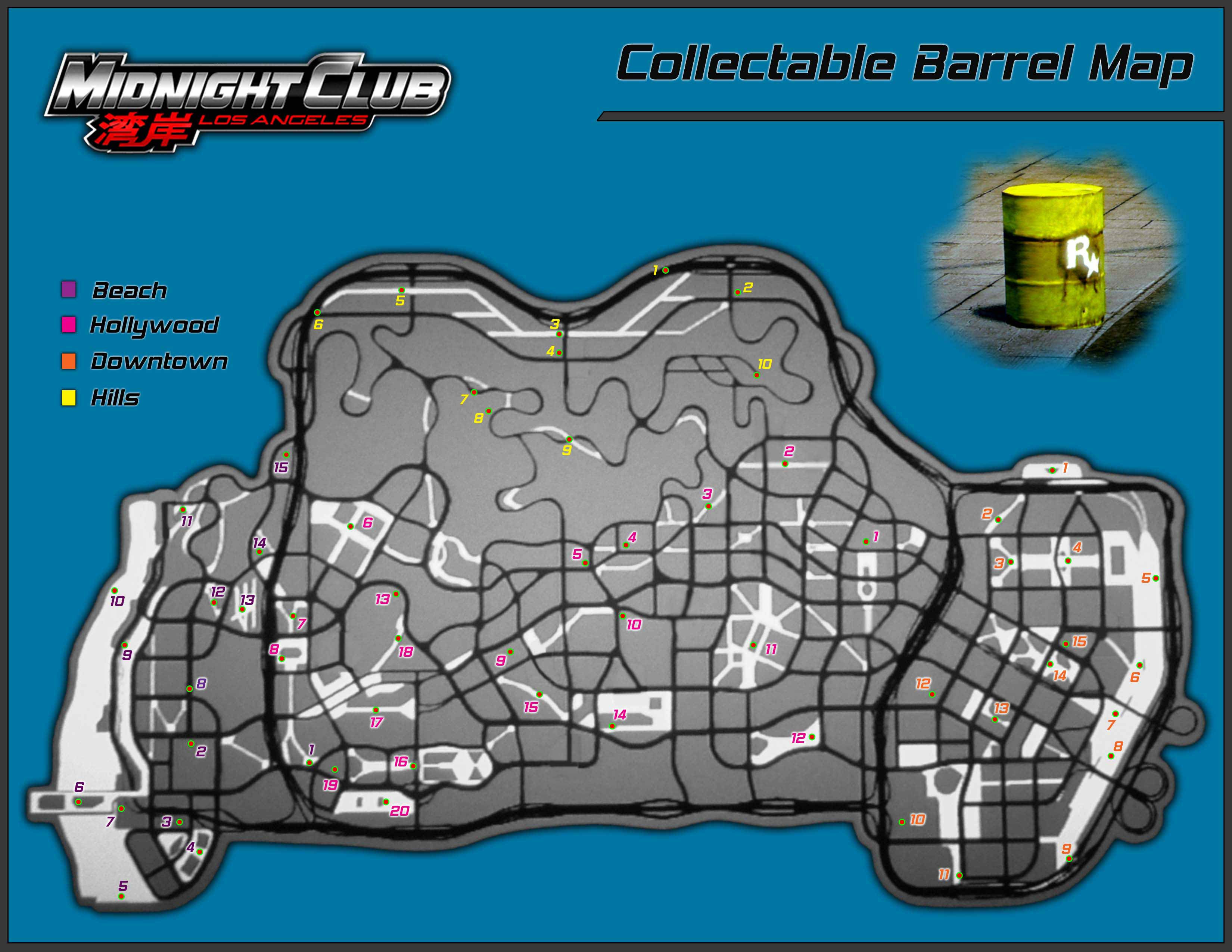 Midnight Club Los Angeles Cheats Codes Cheat Codes