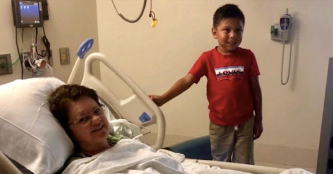 RAZÃO PARA ACREDITAR: Aluno de 6 anos salva vida de professora que caiu em sala de aula; veja vídeo