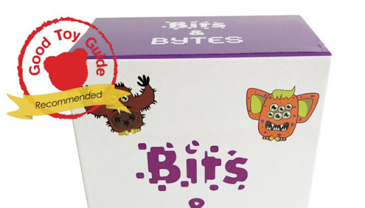 The Good Toy Guide recommends Bits & Bytes | Bits & Bytes