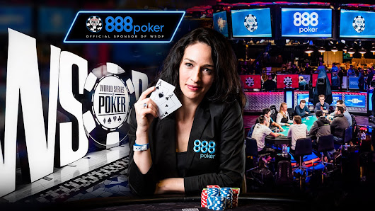 888poker Sponsors WSOP for Third Consecutive Year