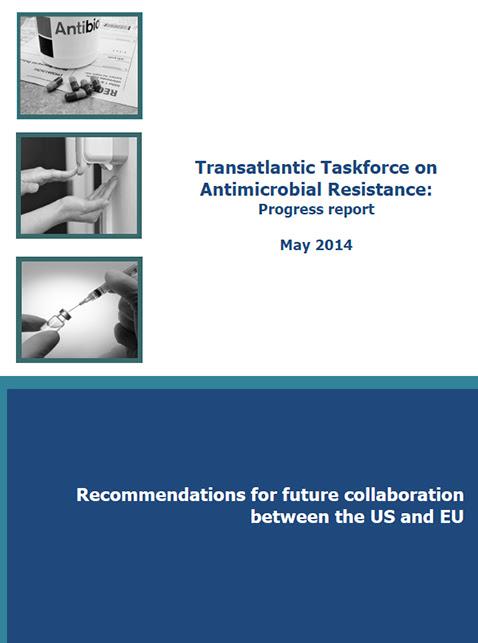Transatlantic Taskforce on Antimicrobial Resistance Report 2014