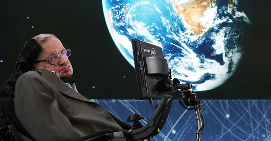 Professor Stephen Hawking is dead at 76