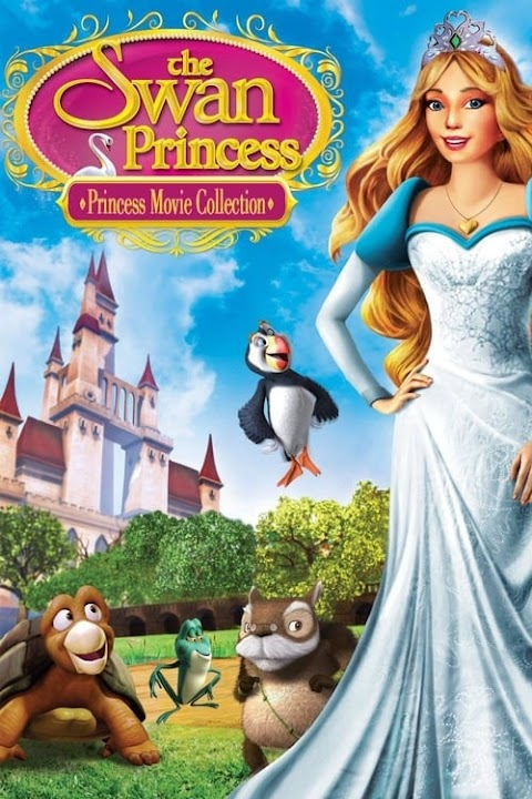 The Swan Princess Full Movie