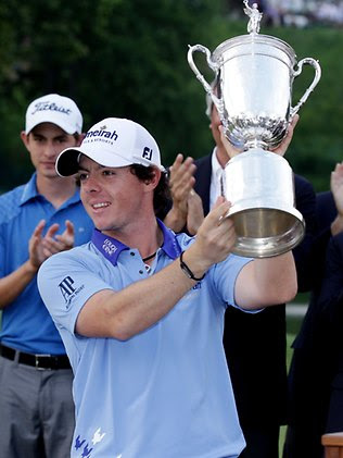 rory mcilroy necklace. rory mcilroy us open pictures.
