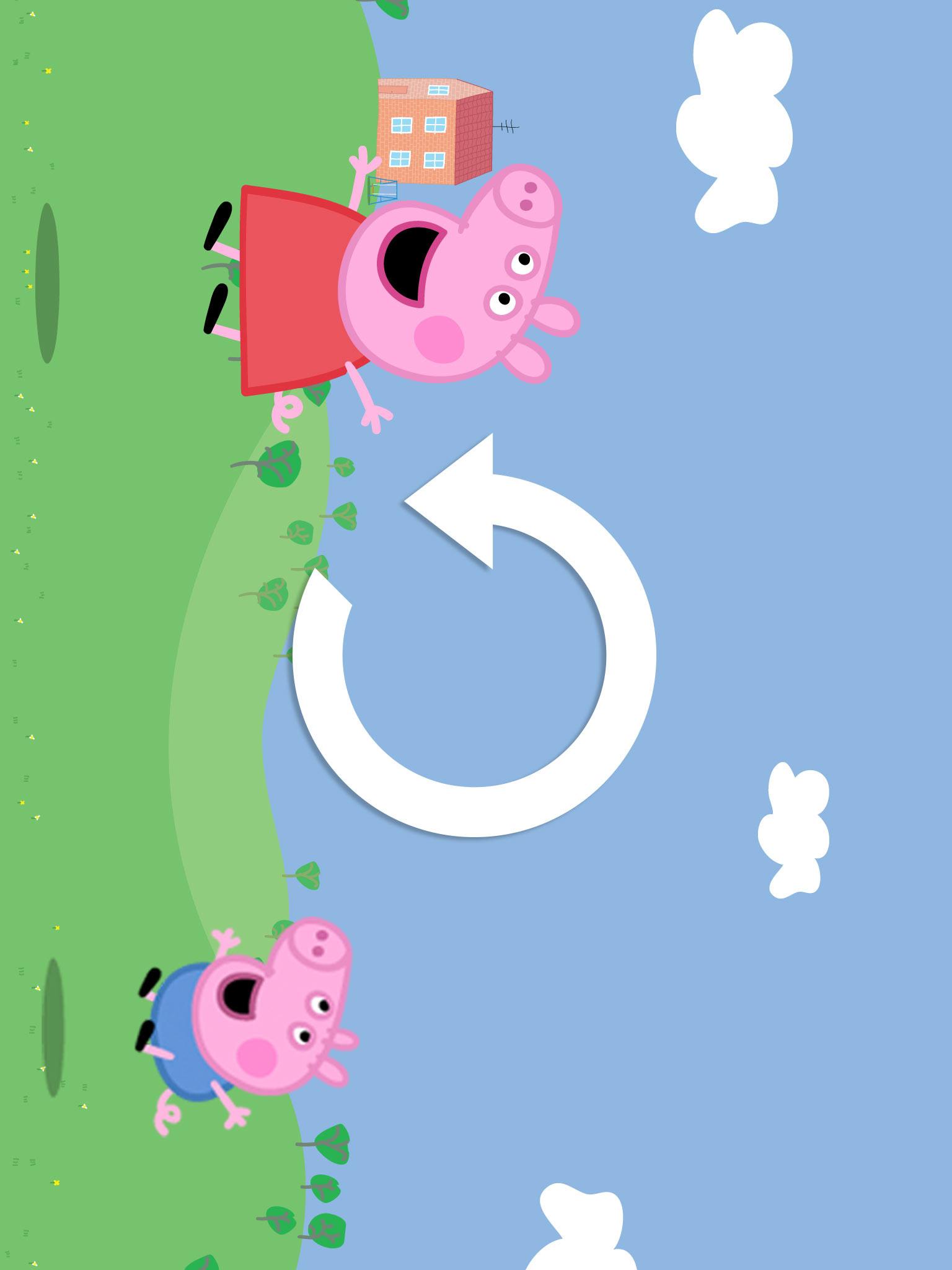Peppa Pig Horror Game Online Play Free