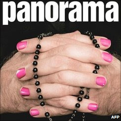 Cover of Panorama magazine, 23 July