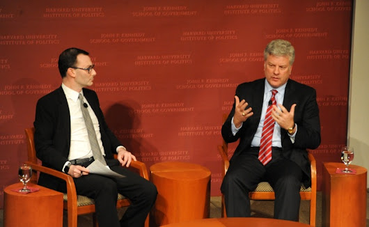 DARPA Director Promotes Defense Technological Capabilities | News | The Harvard Crimson