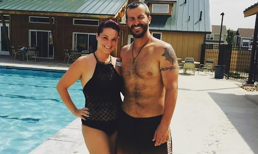 Chris Watts, 33, the Colorado father accused of killing his pregnant wife, Shanann Watts, 34, and their...