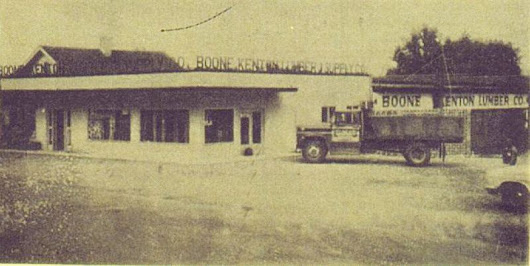 Boone Kenton Lumber Company – Awarded The Oldest Business Still In Operation In Erlanger Kentucky in 2015 – Erlanger Historical Society