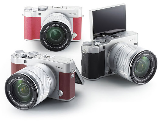Fujifilm X-A5 camera to be announced soon - Daily Camera News