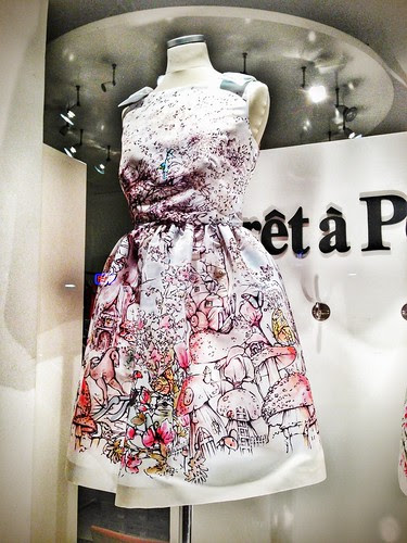 a rockin' kind of dress