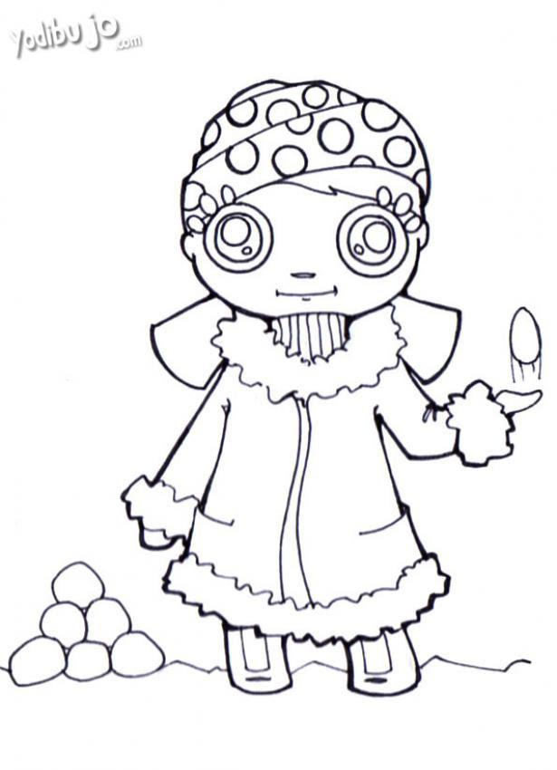 Dibujos De Deportes De Invierno Para Colorear 20 Dibujos Para