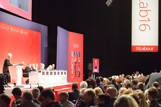 Labour Conference: One motion backwards, One motion to defend women's rights