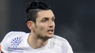 Montpellier's Remy Cabella