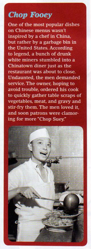 Chop Fooey