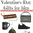 Valentine's Day Gift Ideas for Him • Uptown with Elly Brown