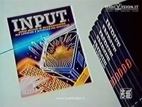 De Agostini - INPUT Magazine (1984 - 1985)