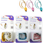 2 Wrist Link Toddler Harness Baby Child Anti Lost Safety Leash Strap Adjustable