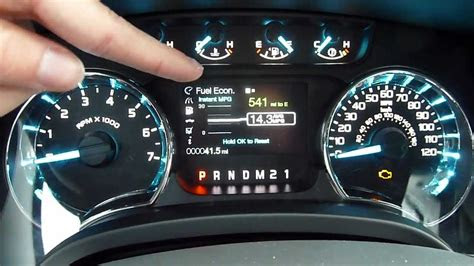 ford   lcd instrument cluster display youtube