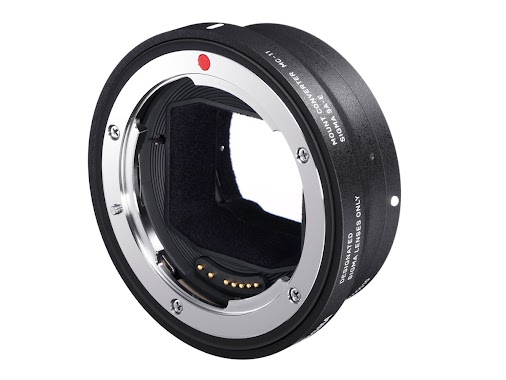 Sigma has announced a MC-11 AF mount adapter for Sony E-mount cameras, making it possible to use Sigma's most recent lenses in Canon and Sigma mount on full-frame or APS-C E-mount bodies