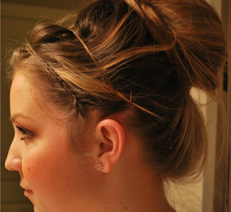 The Tutorial Two Braids And A Bun